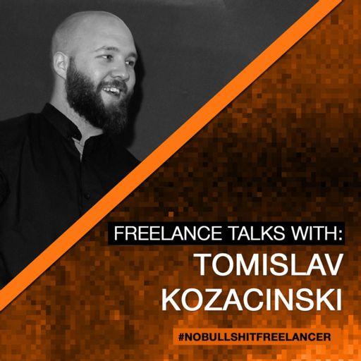 Cover art for podcast Freelance Talks