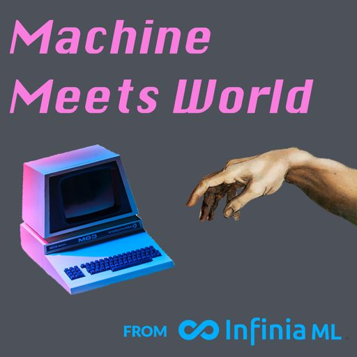 Cover art for podcast Machine Meets World