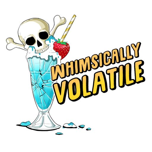 Cover art for podcast Whimsically Volatile