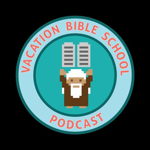 Cover art for podcast Vacation Bible School Podcast