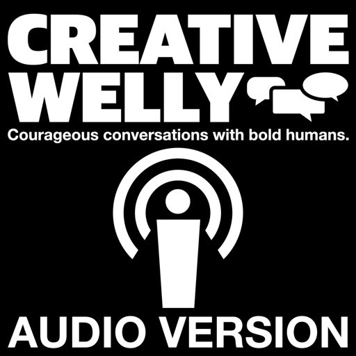 Cover art for podcast Creative Welly's Podcast : AUDIO VERSION