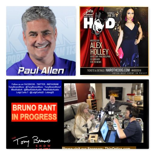 02144e9099f 22: It's #MustWatchRadio w/ your host Tony Bruno! - Guest: Paul ...