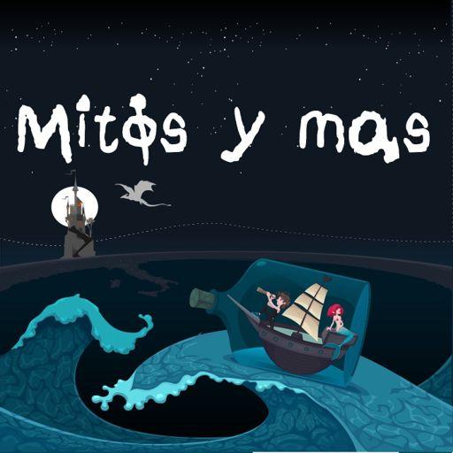 Cover art for podcast Mitos y más