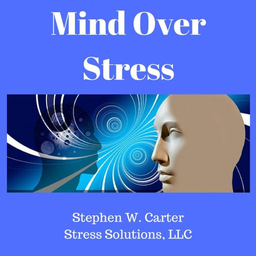 Cover art for podcast Mind Over Stress