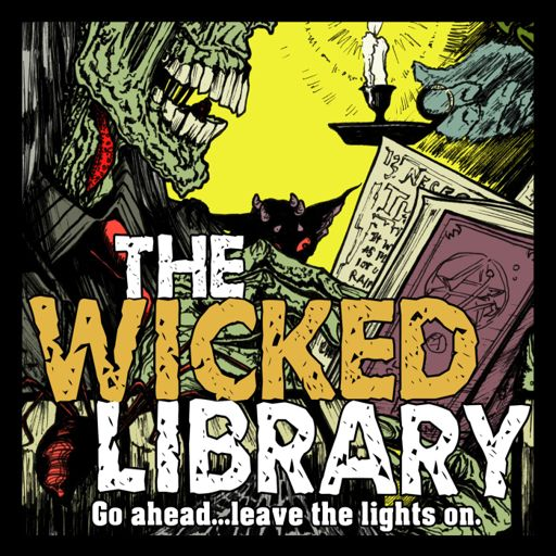 Cover art for podcast The Wicked Library