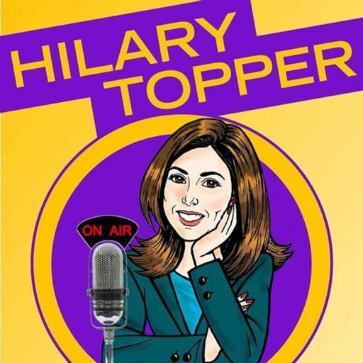 Cover art for podcast Hilary Topper On Air