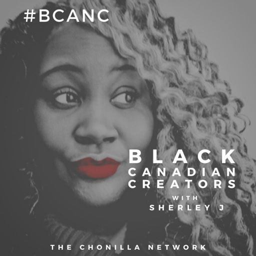 Cover art for podcast Black Canadian Creators