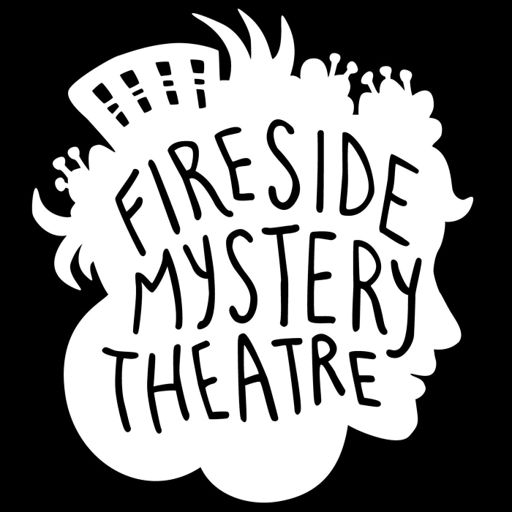 Cover art for podcast Fireside Mystery Theatre