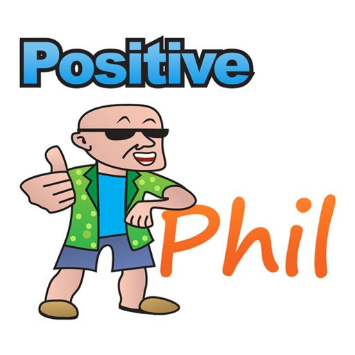 Cover art for podcast Positive Phil