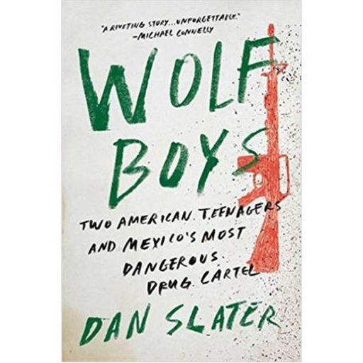 WOLF BOYS-Dan Slater from True Murder: The Most Shocking Killers on
