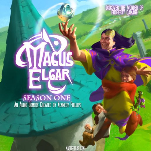 Cover art for podcast Magus Elgar