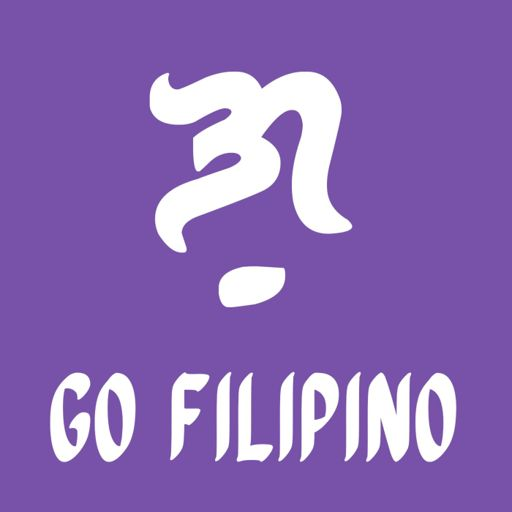 Cover art for podcast Go Filipino: Let's Learn Tagalog