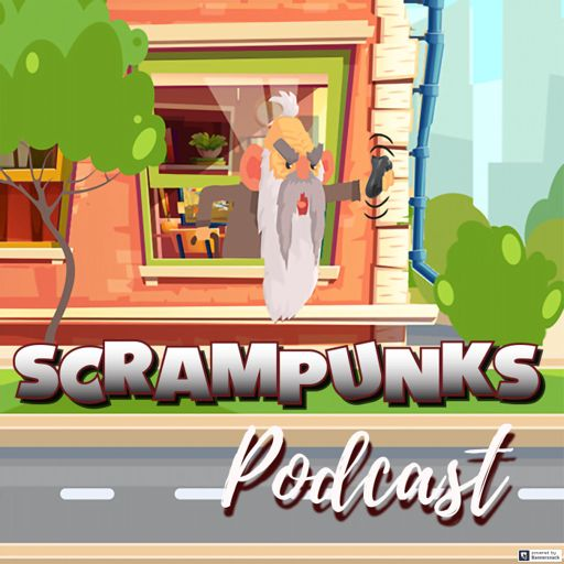 Cover art for podcast ScramPunks Podcast