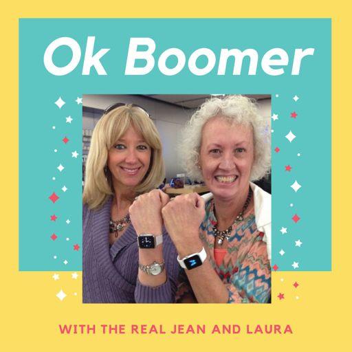 Cover art for podcast OK Boomer Podcast