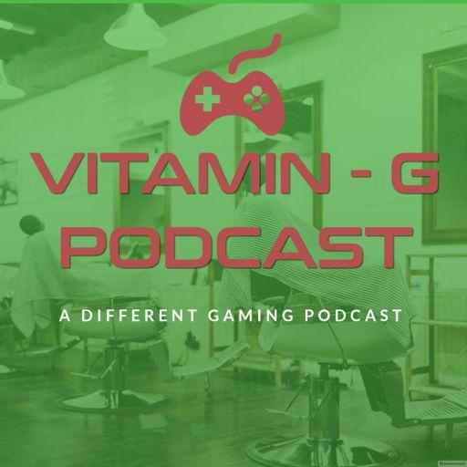 Cover art for podcast Vitamin G Podcast