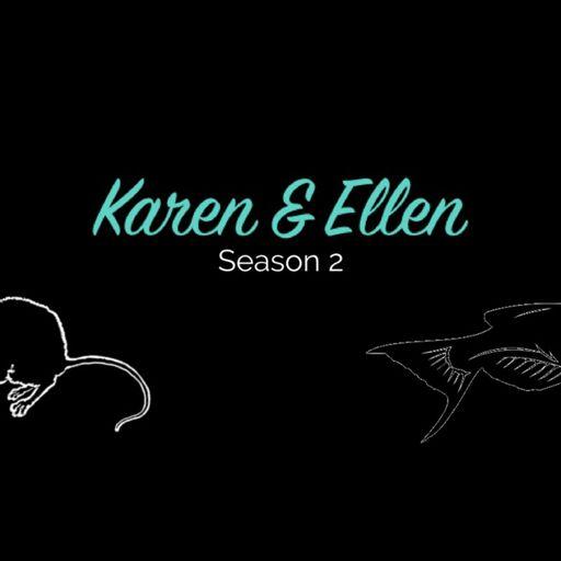 Cover art for podcast The Karen & Ellen Letters