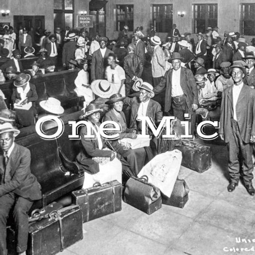 Cover art for podcast One Mic: Black History