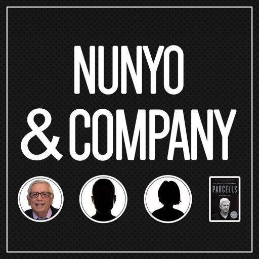 Cover art for podcast NUNYO & COMPANY