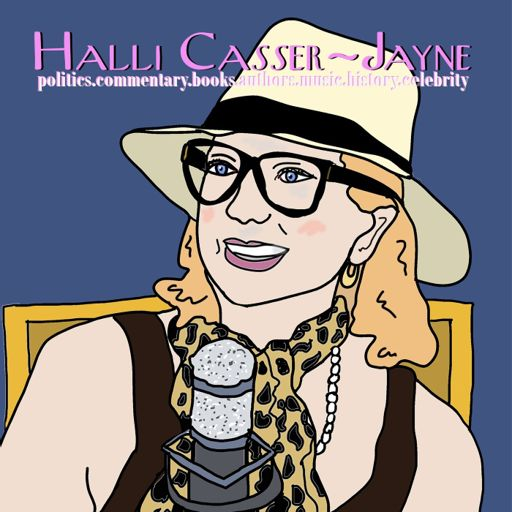 Cover art for podcast The Halli Casser-Jayne Show