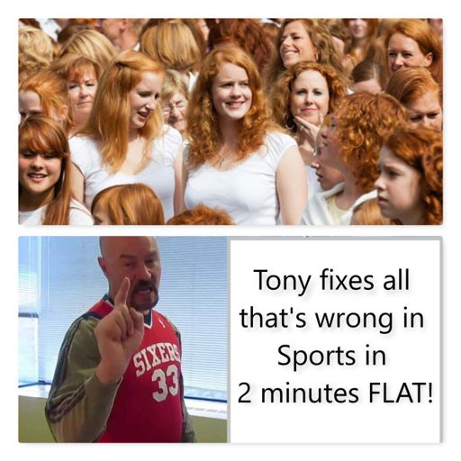 d3edced85 Tony Bruno - Fixing all the problems in sports, in less than two hours -  Part 2 from Tony Bruno Show on RadioPublic