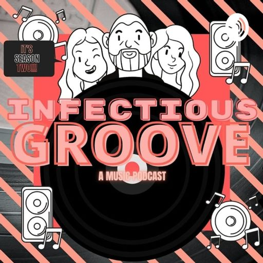 Cover art for podcast Infectious Groove Podcast