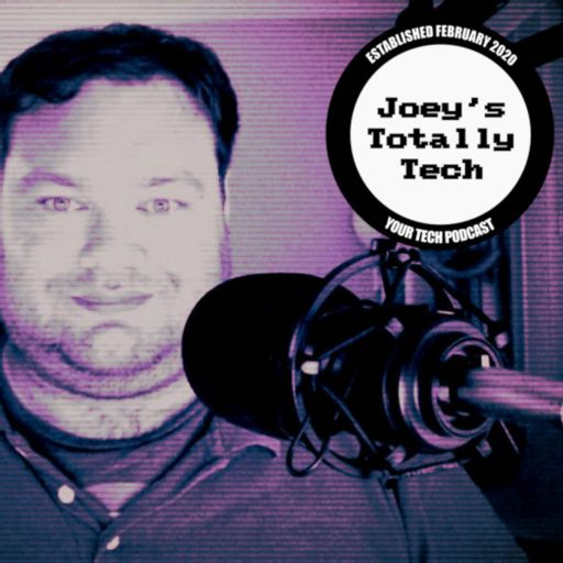 Cover art for podcast Joey's Totally Tech