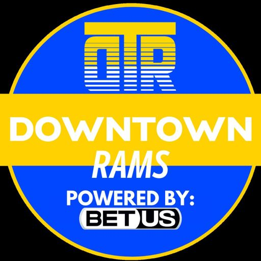 Cover art for podcast Downtown Rams Podcast powered by: BetUS