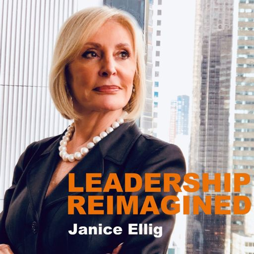 Cover art for podcast Leadership Reimagined