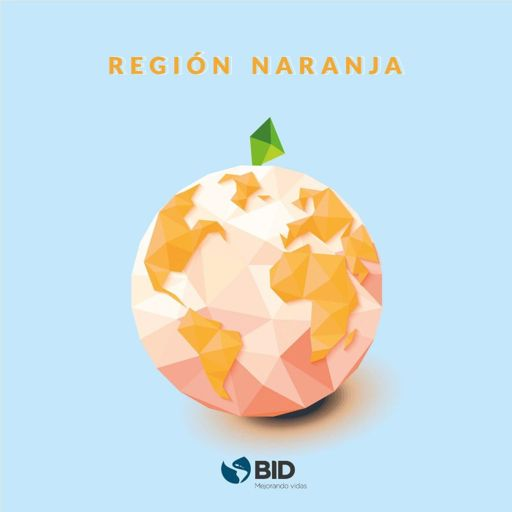 Cover art for podcast Región Naranja
