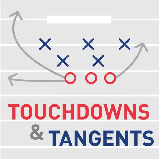 Cover art for podcast Touchdowns & Tangents