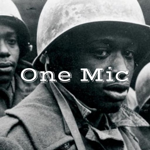 Cover art for podcast One Mic Black History