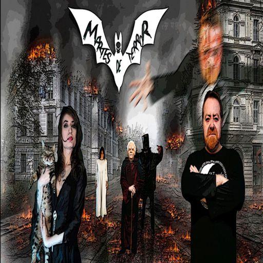 Cover art for podcast Martes de Terror