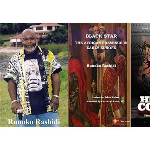 ae9c91bc96 Runoko Rashidi: African Presence In America Before Slavery - DETROIT: 3days  8-25 from The African History Network Show on RadioPublic