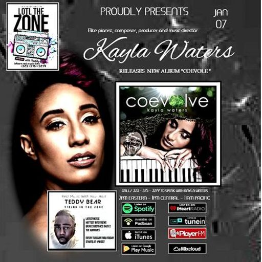 LOTL The Zone Welcomes Kayla Waters, Releases new album