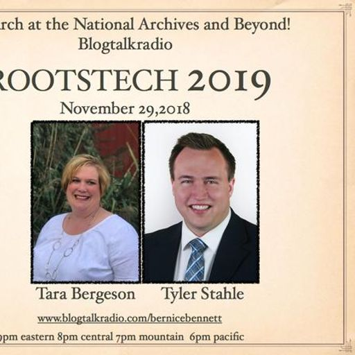 Roots Tech 2019 With Tara Bergeson And Tyler Stahle From Research At
