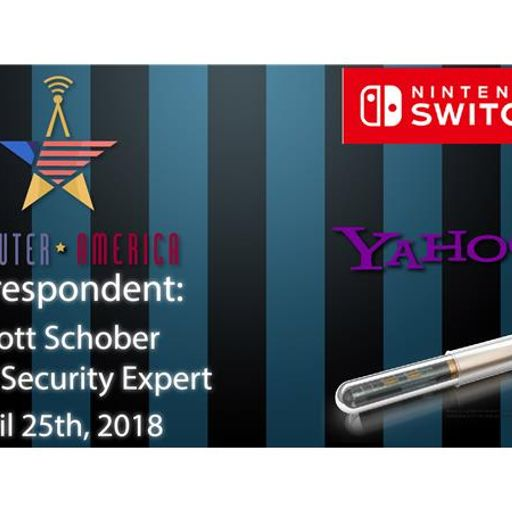 Scott Schober, Author/Security Expert, Talks Implants