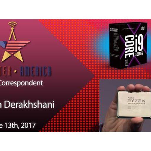 Dariush Derakhshani, Computer Graphics Expert, Talks