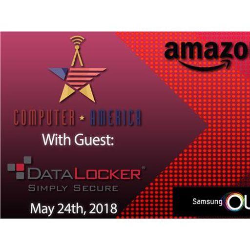 DataLocker Interview, Uber Updates, Amazon Alexa Woopsie