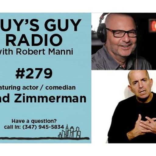 279 Brad Zimmerman My Rise To The Middle From Guys Guy Radio On