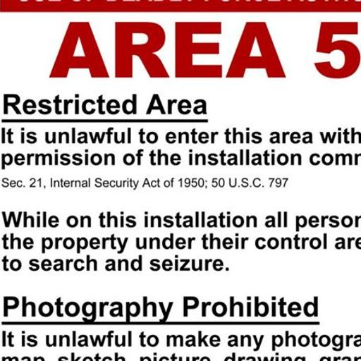 Secrets of Area 51 with Christopher Reburn & Andrea Perron from