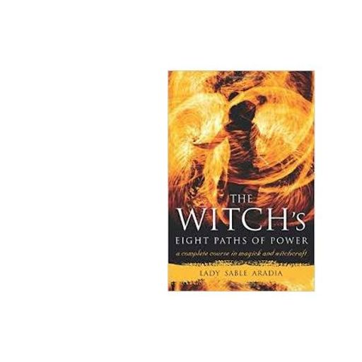 The Witch's Eight Paths of Power from Supernatural Girlz on