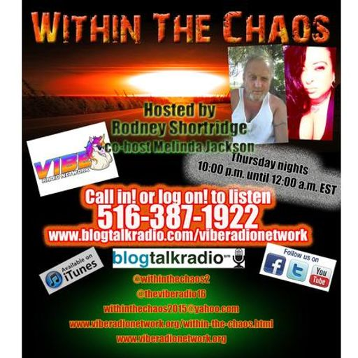 Within The Chaos Special Guest Jackie Roberts from Vibe