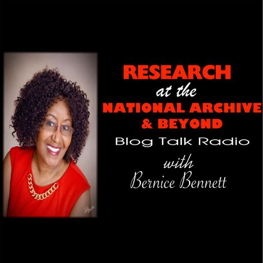 Cover art for podcast Research at the National Archives and Beyond