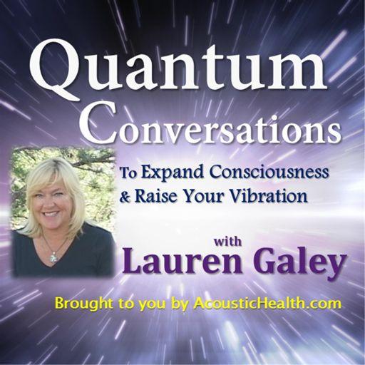Quantum Conversation with Mona Delfino - The Sacred Language