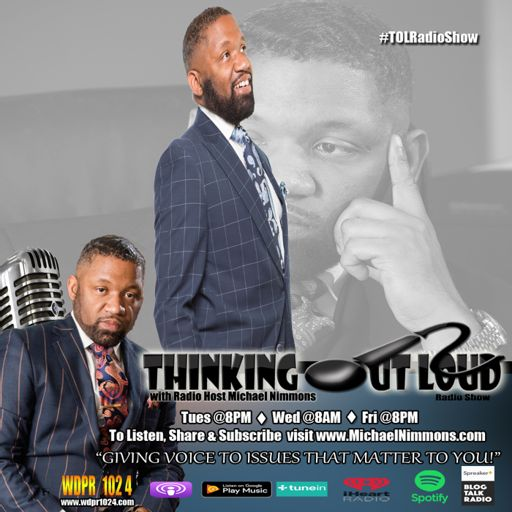 Cover art for podcast Thinking Out Loud Radio Show