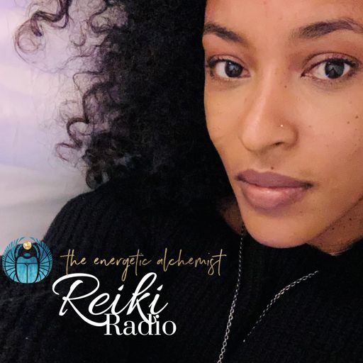 Cover art for podcast Reiki Radio Podcast