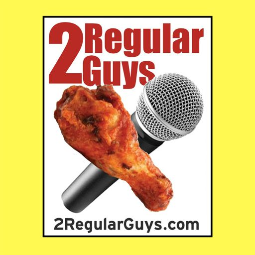 Cover art for podcast 2 Regular Guys Talking Decoration