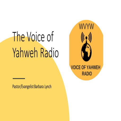 Cover art for podcast Voice of Yahweh Radio Ministries