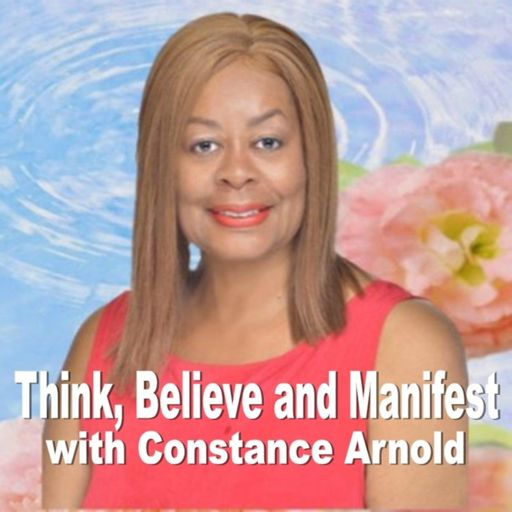 Cover art for podcast Think, Believe and Manifest!