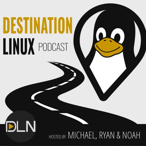 Cover art for podcast Destination Linux